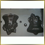 форма д/шок. 3D Колокольчик