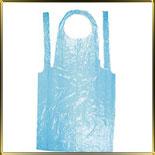 фартук однораз. синий