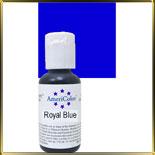 краска гелевая синяя (royal blue)  21г