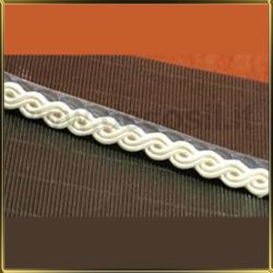 форма-бордюр силикон. Плетение греческое