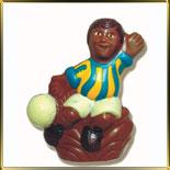 форма поликарб. 3D Футболист