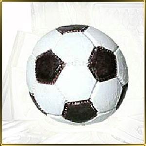 форма силикон. 3D Мяч футбольный