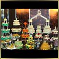 Аренда подставок для тортов, капкейков, пирожных