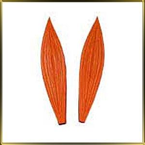 оттиск (вайнер) Лист узкий длинный 170*45мм