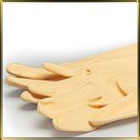 перчатки д/карамели  р.8 (L) (2шт.)