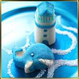 мультиформа Море 2: дельфин, маяк