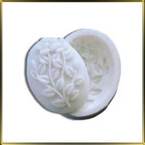форма силикон. Камея Цветок
