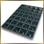 мультиформа черная Пирамида