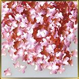 блестки розовые Бабочки