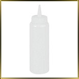 бутылочка 225мл белая