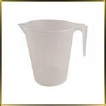 чаша мерная пласт. 0,2л