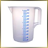 чаша мерная пласт. 5л