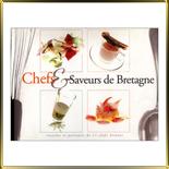 книга Chefs et Saveurs de Bretagne