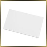 доска пласт. 450*300*12мм белая