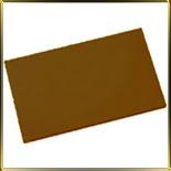 доска пласт. 450*300*10мм коричневая
