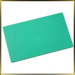 доска пласт. 450*300*10мм зеленая