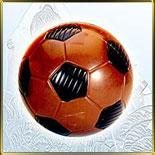 форма поликарб. 3D Мяч футбольный 180мм