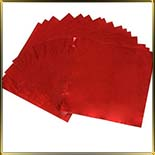 фольга красная 150шт.