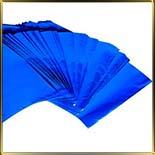 фольга синяя 150шт.