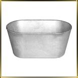форма алюм. лит. овал. 143* 63* 67мм Пшеничная