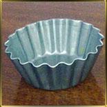 форма-мини Круг  80*55*34мм (1шт.) ч.с.