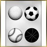 форма д/шок. Мячи спортивные