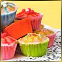 Бумажные формы для выпечки (тарталетки)
