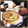 Формы для тортов, рулетов и пирожных