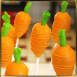 глазурь шок. тверд. оранжевая (апельсин) 500г (диски)