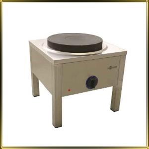 плита электрическая 1-конф. напольная (табурет)