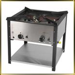плита газовая 1-конф. напольная (табурет)