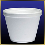 контейнер-стакан 360мл ВПС + крышка ВПС (10шт.)