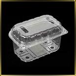контейнер д/плодов  250мл с крышкой (25шт.)