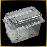 контейнер д/плодов 1850-2200мл с крышкой (25шт.)