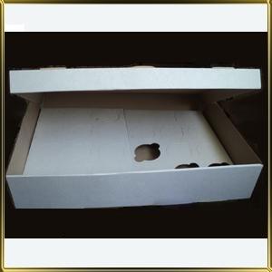 коробка (упаковка) д/капкейка (на 24шт.) белая