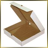 коробка (упаковка) д/пряников 450*300*40мм белая