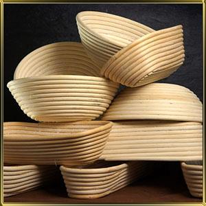 Корзины для расстойки хлеба