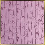 коврик рельеф. силикон. Бамбук