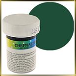 краска густая зеленая 28г (forest green)