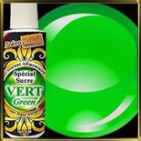 краска спирт. д/изомальта (карамели) зелёная 125мл