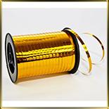 лента фольга  5мм золотая