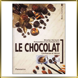 книга Le chocolat Nicolas Germain