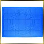 лист силикон. с разметкой 495*400мм