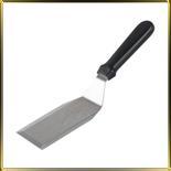 лопатка кухонная угл.  70*110/300мм н/с