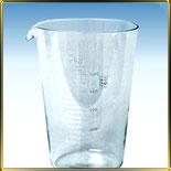 чаша мерная стекл. 1000мл (мензурка)