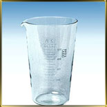 чаша мерная стекл.  500мл (мензурка)