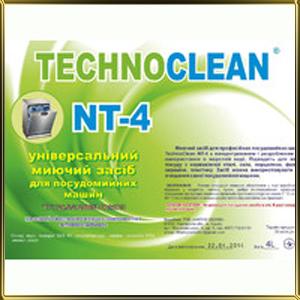 моющее д/посуд.-моеч. машины Technoclean NT-4