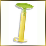 нож карбов. д/ананаса (чистка + нарезка)