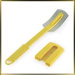 нож-лезвие д/хлеба 125/35*20мм изогнутый