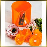 нож карбов. д/цветов из овощей и фруктов